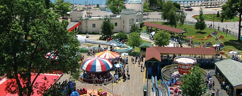 Rye Playland, photo from Hudson Valley Magazine (May 2014)